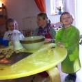 Kinder Backen, Kindertagesbetreuung Ammersbek, Kinderhort